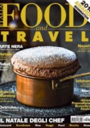 Food and Travel novembre-dicembre 2017